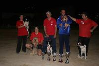 Equipo Star Can que consiguieron podium